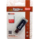 Память USB2.0 Flash 64Gb Dato DS7012 DS7012B-64G USB2.0 черный