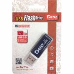 Память USB3.0 Flash 128Gb Dato DB8002U3 DB8002U3K-128G USB3.0 черный